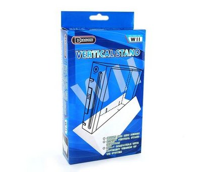 View Item Wii Vertical Stand