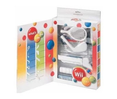 View Item Wii 15 in 1 Accessory Pack