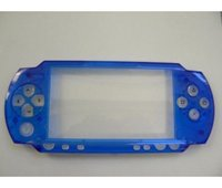 Evolve Face Plate for PSP Crystal Blue