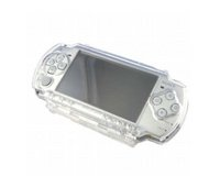 PSP 2000 Crystal Clear Case Protector