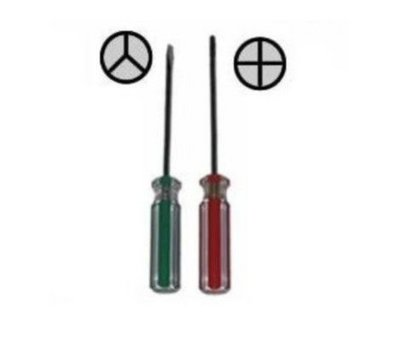 View Item Triwing / Philips Screwdriver Set For Nintendo Wii / DS Lite