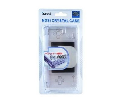 View Item Crystal Case for NDSi Clear