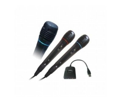 View Item 5 in 1 Karaoke Microphone for Wii/XBOX360/PS2/PS3/PC