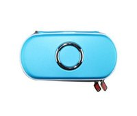 PSP Airfoam Pouch for PSP-2000 (Ice Blue Circle)