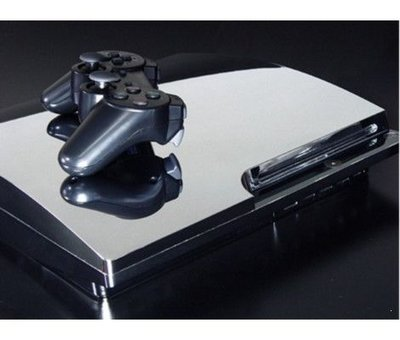 View Item XCM Cyberchrome PS3 Slim Shell
