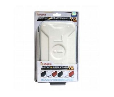 View Item 'Natural White' Airfoam Pouch for Nintendo DS/Nintendo DSiLL