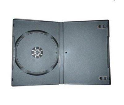 View Item DVD Case 7MM Black Single