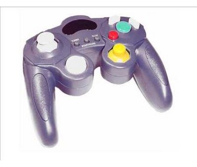 View Item Nintendo GameCube Rumble Controller