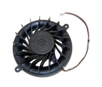 View Item PS3 Slim Internal OEM Cooling Fan Refurbished 17 Blades