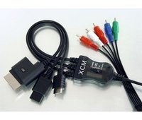 Universal Console Component Cable (360/Wii/PS3/PS2)