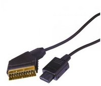 Gamecube RGB Scart Cable