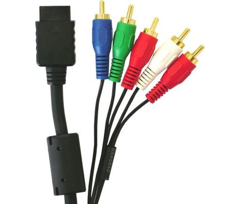 Playstation 3 Component Cable (PS3) Preview