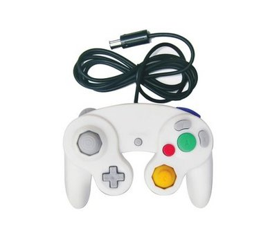 View Item Gamecube Controller (Wii compatible)