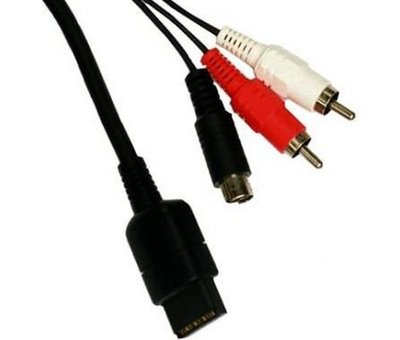 View Item Playstation 3 S-Video Cable (PS3)