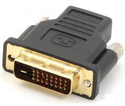 View Item HDMI Female to DVI Male Adapter