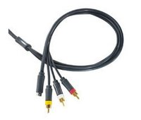 Xbox 360 Composite AV cable