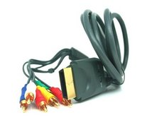 Xbox 360 HD Component Cable (with optical output)