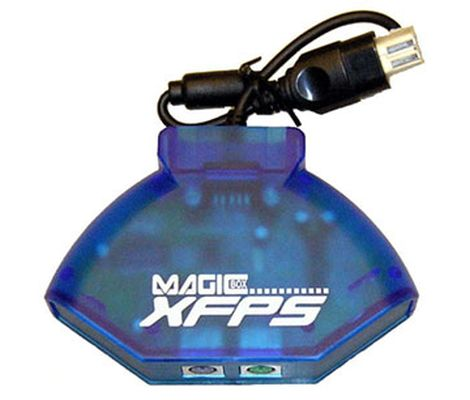 Xbox 1 Magic XFPS (Keyboard/Mouse Adapter) Preview