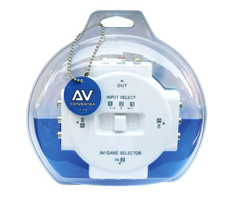 AV Multi Box (3 Way Composite Switch) Preview