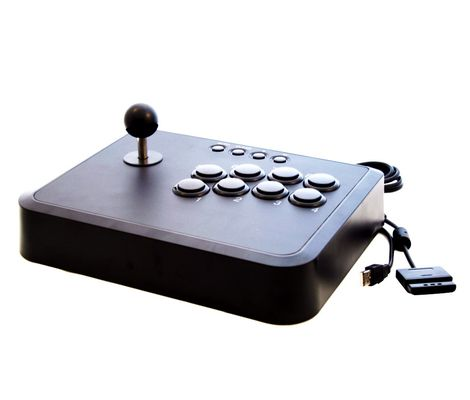 Arcade Fighting Stick Controller Joypad (PS2/PS3/PC) - Arcade Sticks