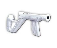 Wii Cybergun (Nunchuck/Remote Light Gun)