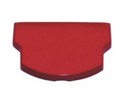 View Item PSP Slim & Lite Battery Cover (Fire Red)