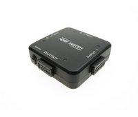 3 Way Auto Sensing Automatic HDMI Switch (Black)
