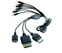 Joytech Universal Component Cable (PS2/PS3/Xbox 360/Wii)