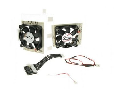 View Item Core Cooler V2 Twin Fans (Red)