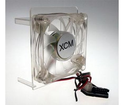 Xbox XCM 360 Blue Core Cooler (Add-on Fan) Preview