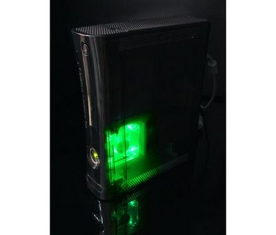 View Item Xbox XCM 360 Green Core Cooler (Add-on Fan)