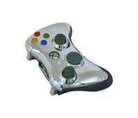 Xbox 360 Evolve Full Controller Shell (Chrome Silver)