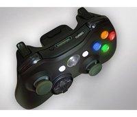 Xbox 360 Rapid Fire Gear Lite Controller Shell (Black)