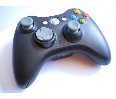 View Item Xbox 360 Fantasy360 Wireless Controller Case (Black)