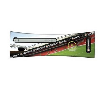 View Item Xbox 360 Liverpool Faceplate 1 (Official)