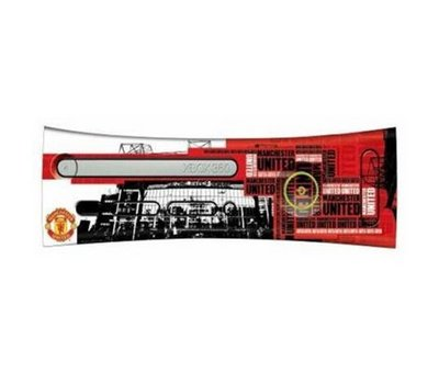 View Item Xbox 360 Man Utd Faceplate 3 (Official)