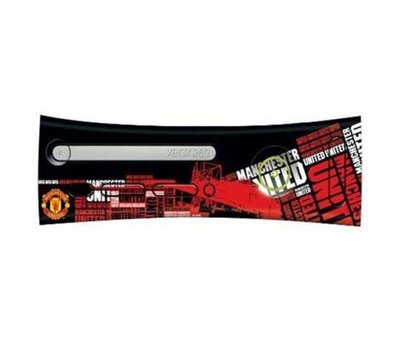 View Item Xbox 360 Man Utd Faceplate 4 (Official)