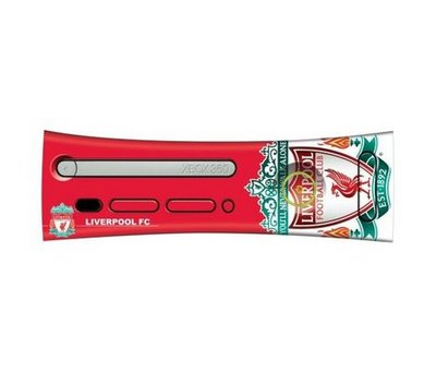 View Item Xbox 360 Liverpool Faceplate 5 (Official)
