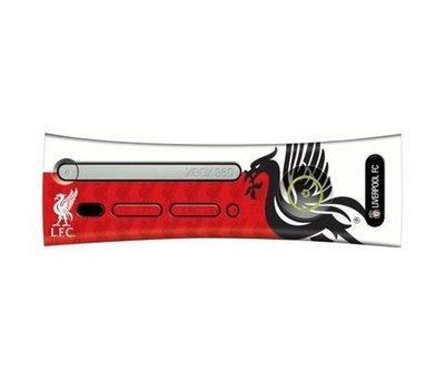 View Item Xbox 360 Liverpool Faceplate 3 (Official)