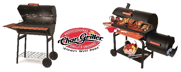 CharGriller Barbecue Smokers UK