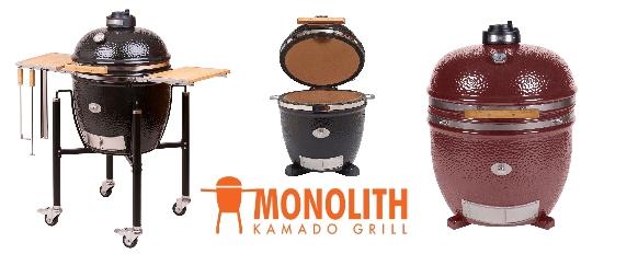 Monolith Kamado BBQ Grills UK