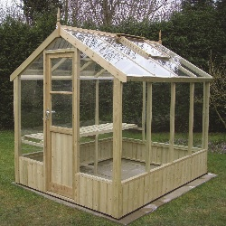Wooden Greenhouses