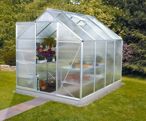 Polycarbonate Glazing Set for 8x6 Greenhouse Preview