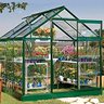 View Item Palram Greenline 8x6 Greenhouse