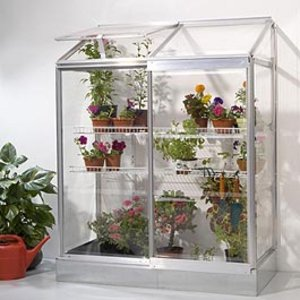 Palram 4ft x 2ft Lean-to greenhouse Preview
