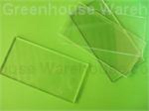 Sample Pack of Acrylic & Polycarbonate Replacement Greenhouse Glass Preview