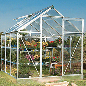 Palram Silverline 6x6 Greenhouse Preview