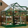 View Item Palram Greenline 4ft x 6ft Greenhouse