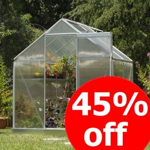 Palram Multiline Greenhouse 4ft x 6ft Preview