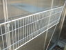 View Item GREENHOUSE SHELF - Foldaway SPEEDSHELF - White
